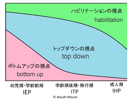 IEP ITP IHP の視点