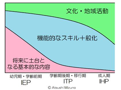 IEP ITP IHP 整理